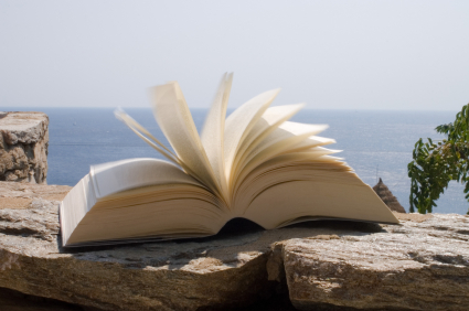 Image result for reading in the sunshine