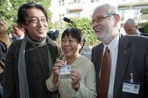 Bei Ling, Dai Qing, Peter Ripken