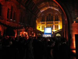 Bookseller Retail Awards 2009