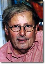 Publisher Kurt Wagenbach (via BuchMarkt)