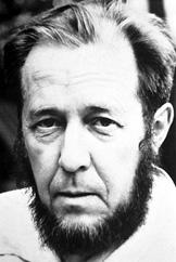 Alexandr Solzhenitsyn circa 1970