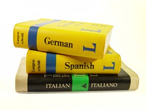 translation dictionaries