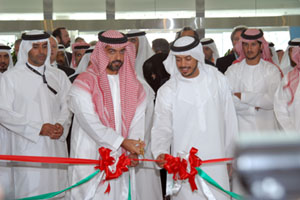 Opening of the Abu Dhabi International Book Fair, 2010