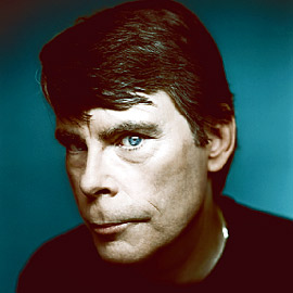 Stephen King (Photo Source: Entertainment Weekly)