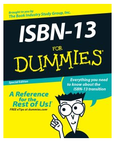 ISBNs for Dummies