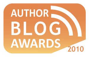 Author Blog Awards Logo