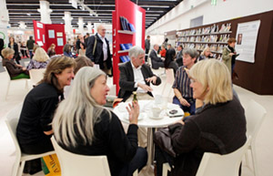 Translators Centre, Frankfurt Book Fair 2009