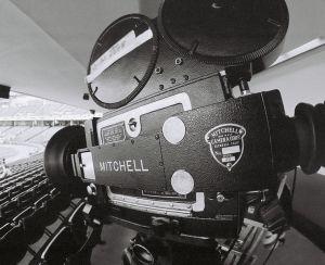 movie camera