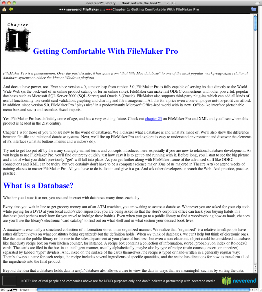 Your Book as a Database: A Primer - Publishing Perspectives