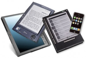 E-book reading devices