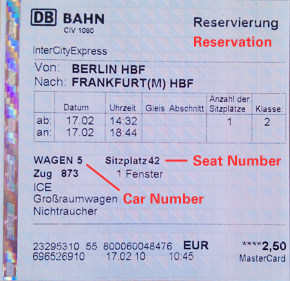 How To Book A Train Ticket In Germany Publishing