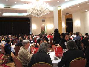 mediabistro ebook summit lunch