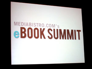 mediabistro ebook summit
