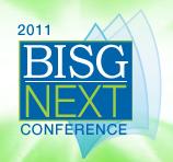 BISG NEXT conference