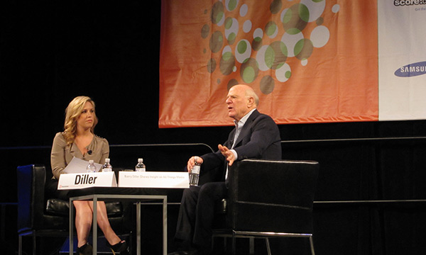 Barry Diller at SXSW 2011