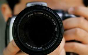 camera lens focus