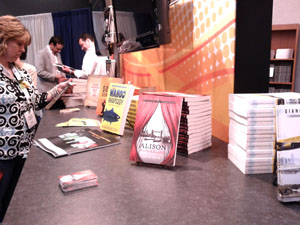AmazonEncore titles at BEA 2011