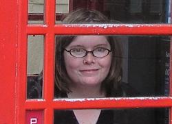 Literary agent Ginger Clark