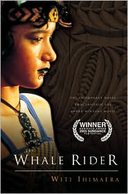 Book cover image for The Whale Rider