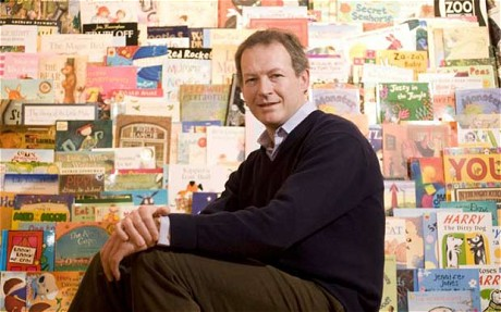 Waterstone's MD James Daunt brought in Amazon, now he kicking them out...