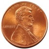 one cent penny