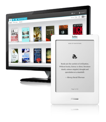 Kobo reader and desktop app