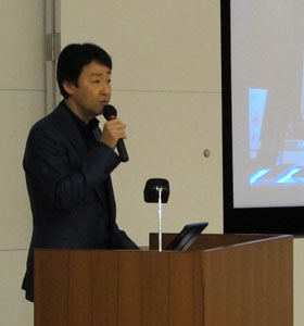 Masahiro Kitagawa of Impress Holdings