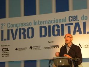 Bob Stein in Brazil
