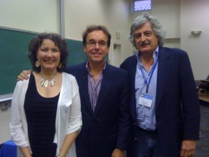 David Ward, Chris Columbus, May Wuthrich