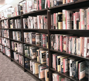 bookstore bookshelf