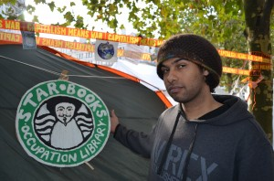 Star Books: Occupy London protest inspires improvised library