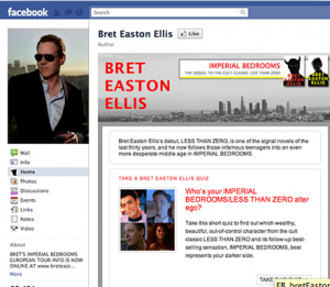 Brett Easton Ellis was an early adopter of Odyl
