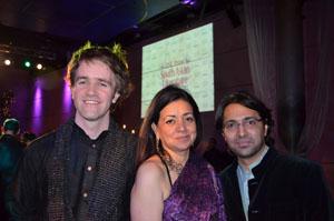 Jon Slack, Surina Narula, Bhavit Mehta