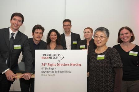 International Rights Directors Meeting in Frankfurt 2010