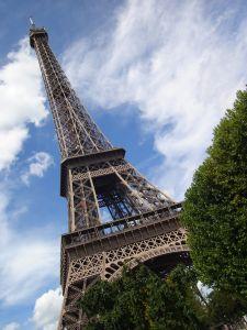 paris france eifel tower