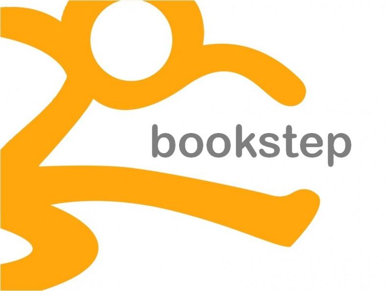 Bookstep Logo