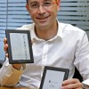 Casa del Libro's Xavi Sola and the Tagus e-reader