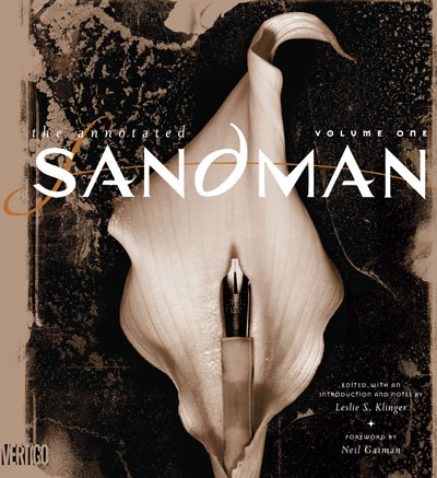 A great comics store owner can probably annotate Sandman on his/her own.