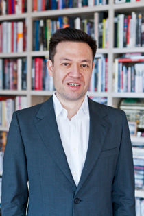 Author Duncan Jepson