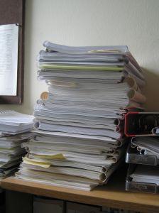 slush pile papers