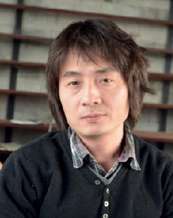 Chinese author Ah Yi