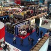 Show floor at BookExpo America