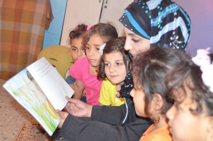 Gaza Let's Read