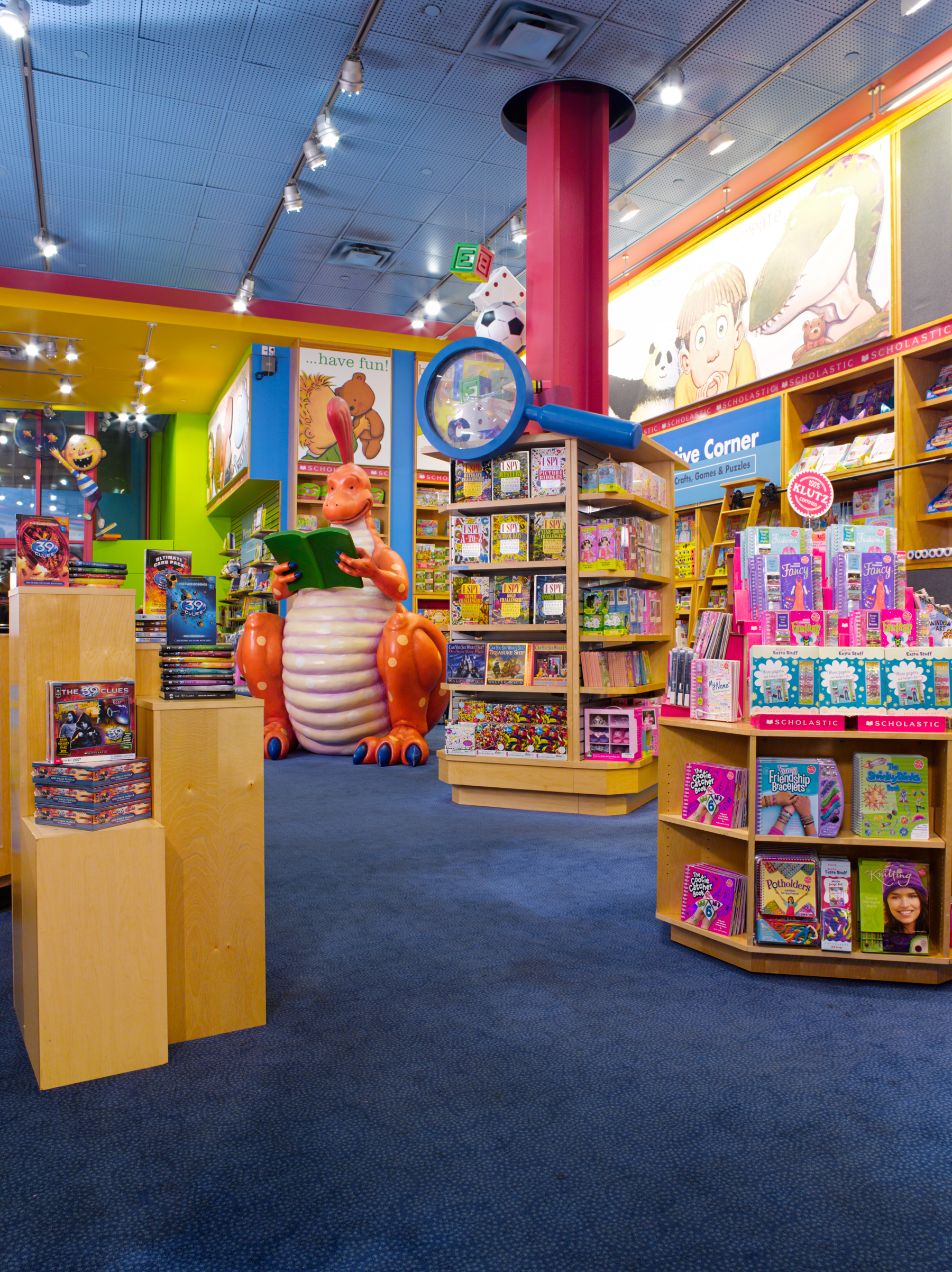 What Tourists Shop For At The Scholastic Store In NYC