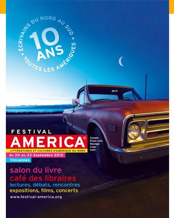 Festival America Poster