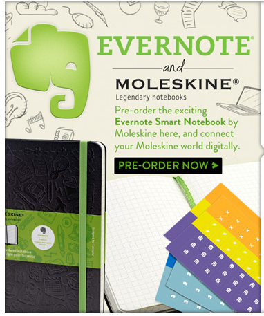 The Things We Carry: What Can Moleskine Teach Publishers
