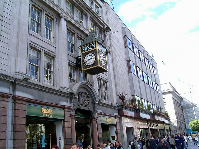 eason bookstore ireland