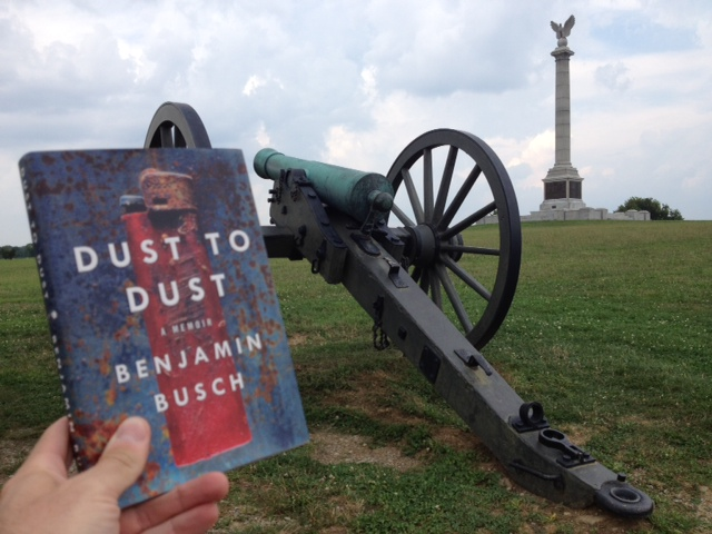 Busch at Antietam