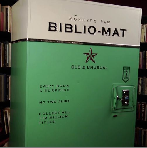 Hail, the Biblio-mat