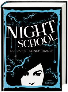 night school cj daugherty